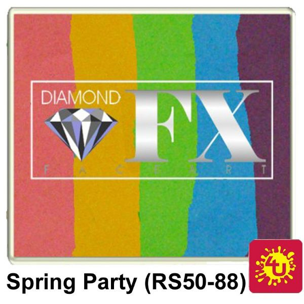 DFX 50g Split Cake ~ Spring Party (RS50-88)